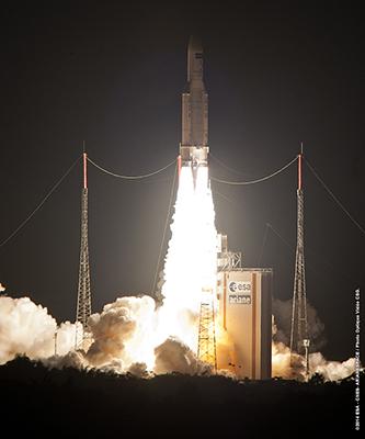 AriATV 5 launch