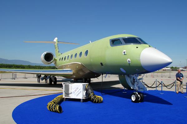 Gulfstream 560