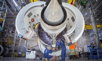 Rolls Royace Engine
