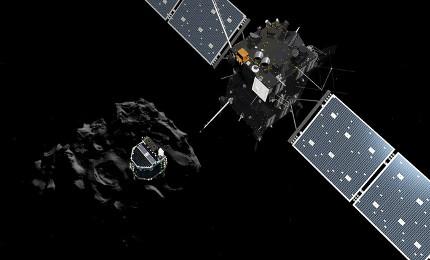 Rosetta Philae