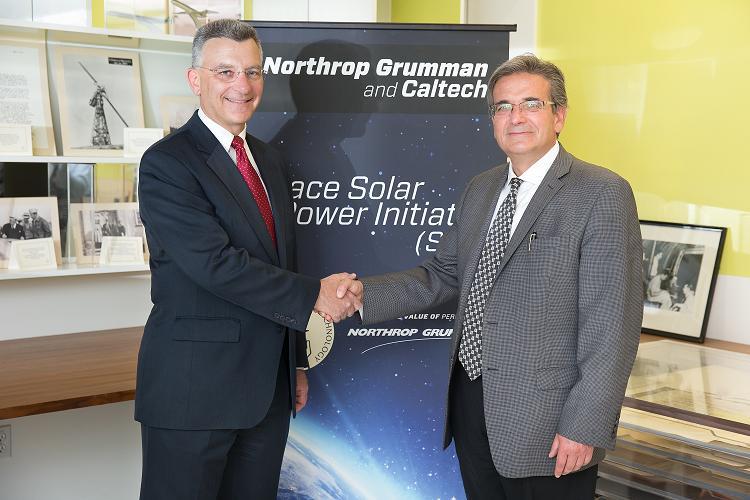Northrop Grumman Caltech