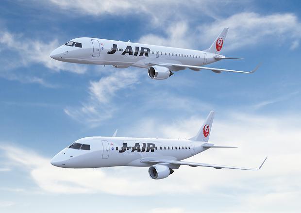 JAL E170 E190