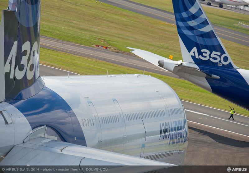 A350 A380