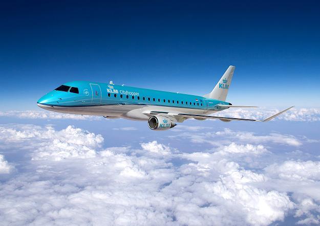 E175 KLM