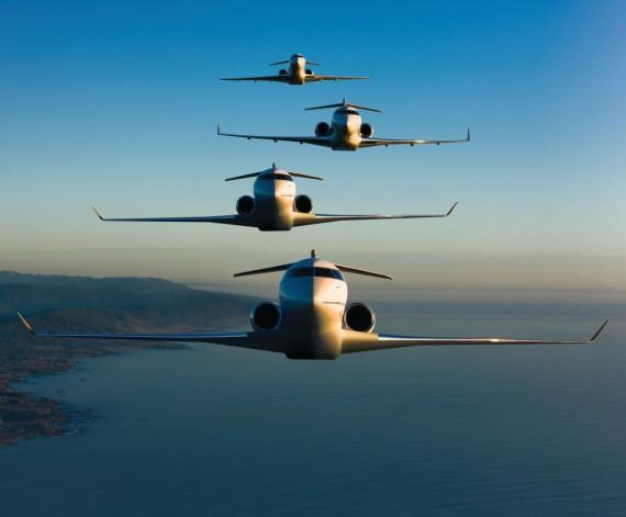 Global jets