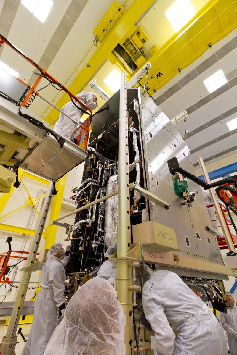 GOES-R Mate