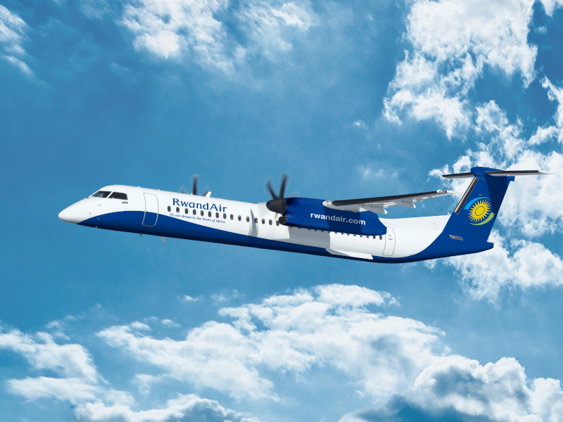 Europe's Joint Airworthiness Authorities approved the Q400 airliner in October 2001. Credit: Bombardier.