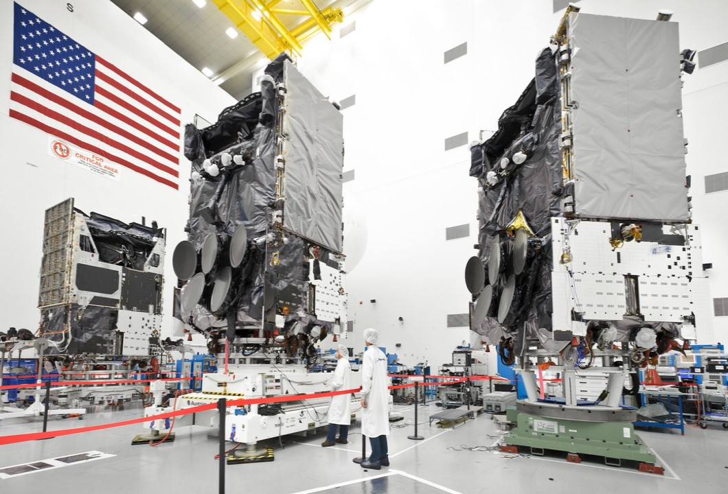 WGS-11+ is expected to include advanced digital payload and operational capabilities that improve on those of its predecessors. Credit: Boeing.
