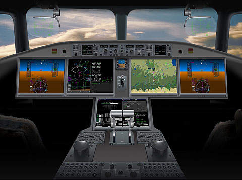 Bombardier CS300 is a wide-bodied, single-aisle, long-range passenger jetliner.