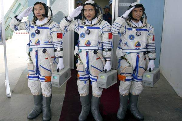 China's Space Walk - Aerospace Technology