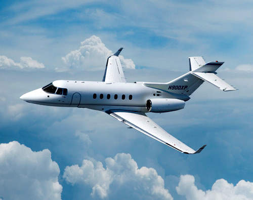 The Hawker Beechcraft Hawker 900XP is a development of the Hawker 800/800XP mid-sized business jet with improved payload capabilities, enhanced performance and upgraded systems.