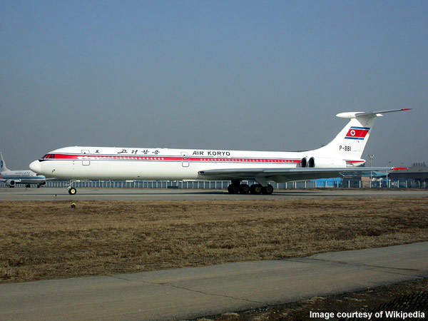 The IL-62 has completed 8,500 flight hours since its inception in 1967.