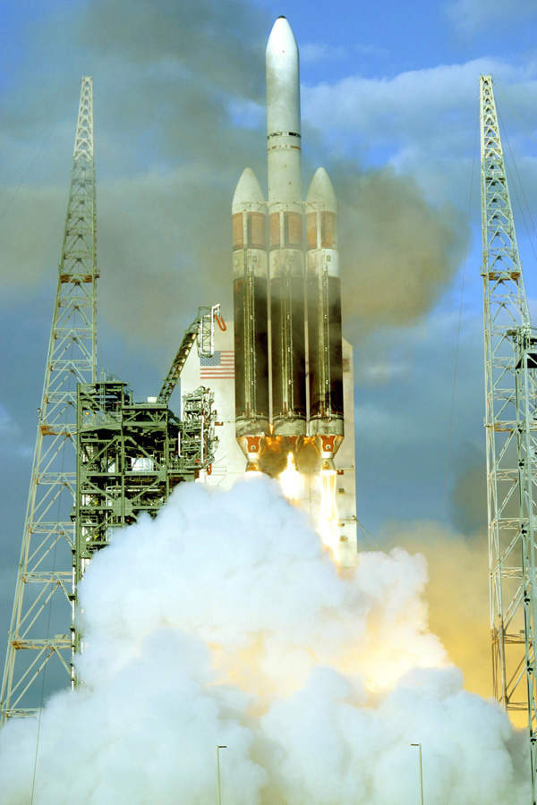 The Delta IV is an advanced orbital launch vehicle designed and developed by United Launch Alliance (ULA). Image courtesy of Boeing Integrated Defence Systems.