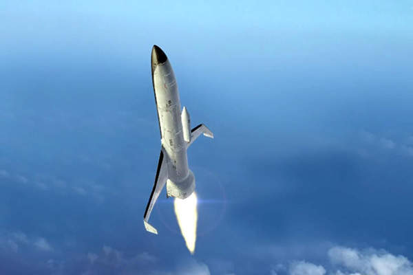 The XS-1 spaceplane will be a fully-reusable unmanned vehicle to deploy small satellites to orbit using expendable upper stages.