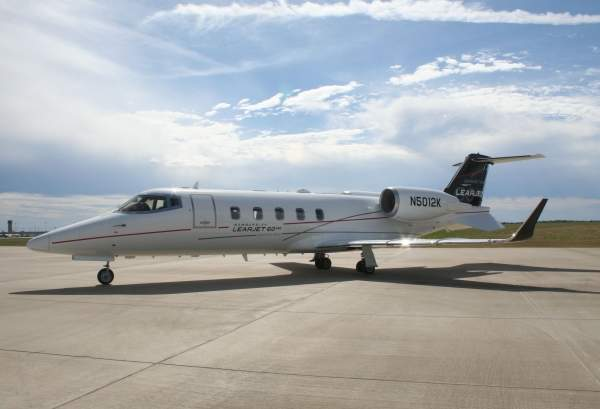 Learjet 60XR is a twin-engine, mid-size business jet designed and manufactured by US-based Bombardier Aerospace to operate on domestic and international air routes. Image courtesy of Bombardier Business Aircraft public relations.