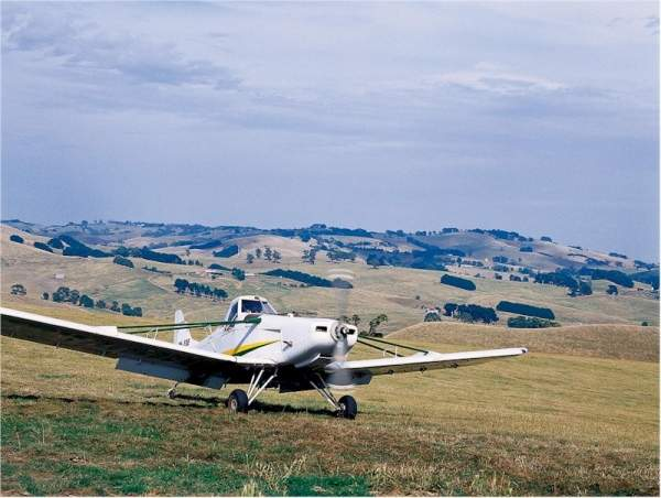 The GA200 is a low wing monoplane. Image courtesy of GippsAero.
