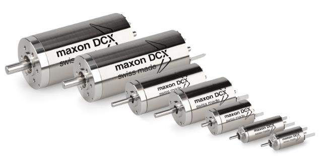 DC Motors for Aerospace Applications