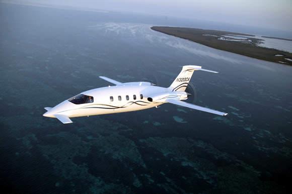 The Piaggio P180 Avanti II twin-engine turboprop business aircraft is the successor to the P180 Avanti.