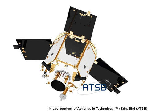 A remote sensing satellite, the RazakSAT (formerly known as MACSAT) is designed and built jointly by Astronautic Technology (M) Sdn. Bhd (ATSB) of Malaysia and Satrec (Satellite Technologies and Research Centre) Initiative.