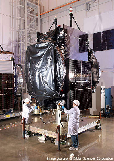 SES-3 is a telecommunication satellite principally used to render high power direct-to-home (DTH) and fixed satellite services to Canada, Mexico, the USA and Caribbean regions.
