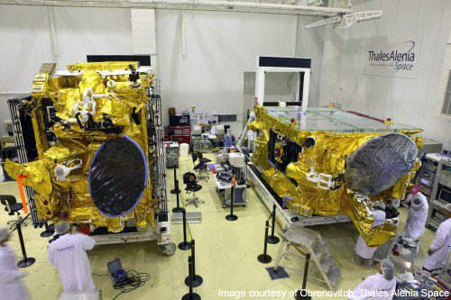 The Thor 6 satellite