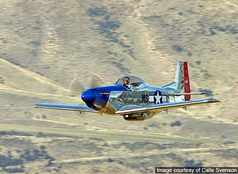 The T-51 Mustang is a single-engine, two-seat aerobatic aircraft designed and manufactured by the Titan Aircraft Company, US.