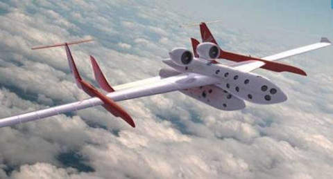 The Spaceship Company will develop the SpaceShipTwo suborbital space vehicle, the future orbital space vehicles and the WhiteKnight Two carrier aircraft.