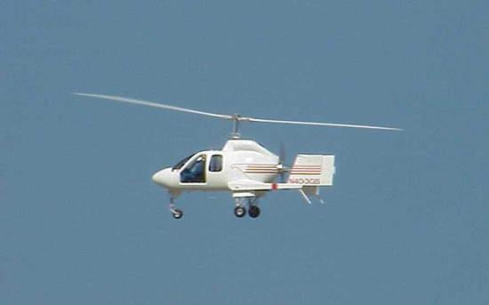 The Hawk 4 is a gyroplane.