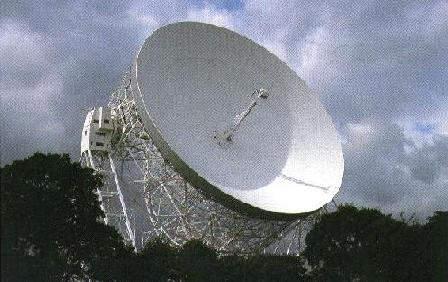 The Lovell telescope is 76m across.