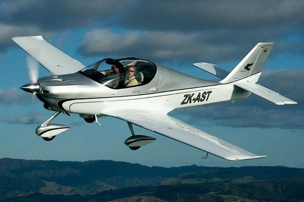 Astore light sport aircraft (LSA) was introduced in March 2013. Image: courtesy of Costruzioni Aeronautiche TECNAM S.r.l.