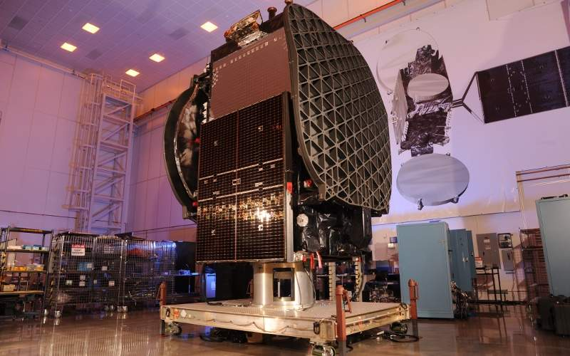 Thaicom 8 communication satellite is equipped with 24 active Ku-band transponders. Image: Business Wire.