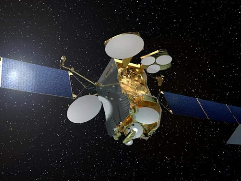 With three payloads, Eutelsat 172B offers satellite services for Asia Pacific region. Image courtesy of Airbus Defence and Space.