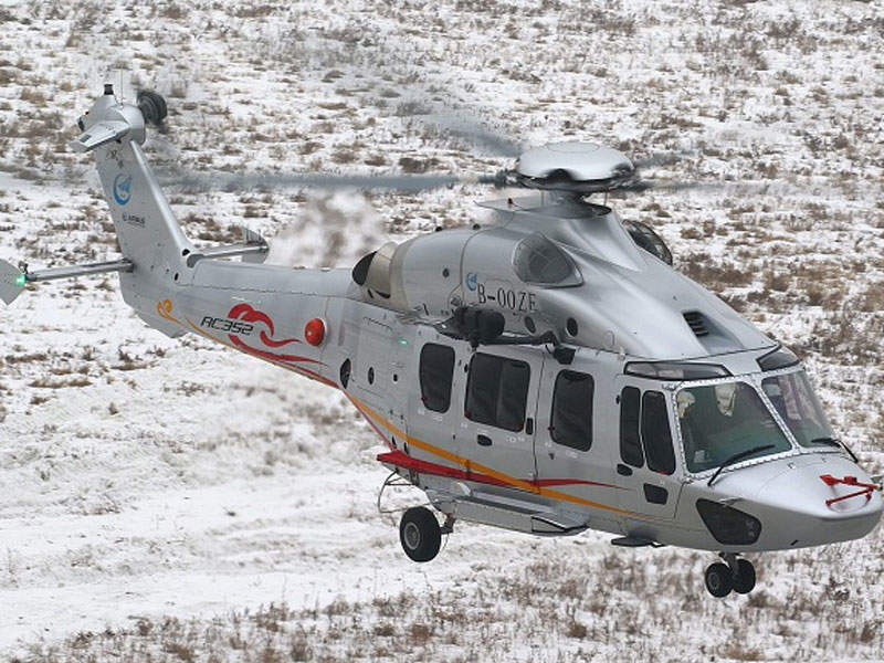 AC352 is a multi-purpose civil utility helicopter. Image: courtesy of Safran Helicopter Engines.