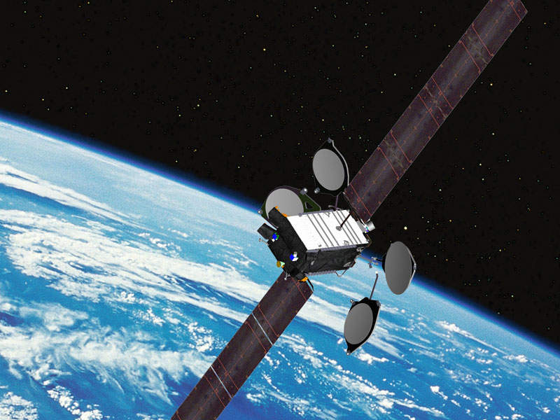 The SES-15 is one of the three satellites designed to serve next-generation data and mobility requirements. Image courtesy of Boeing.