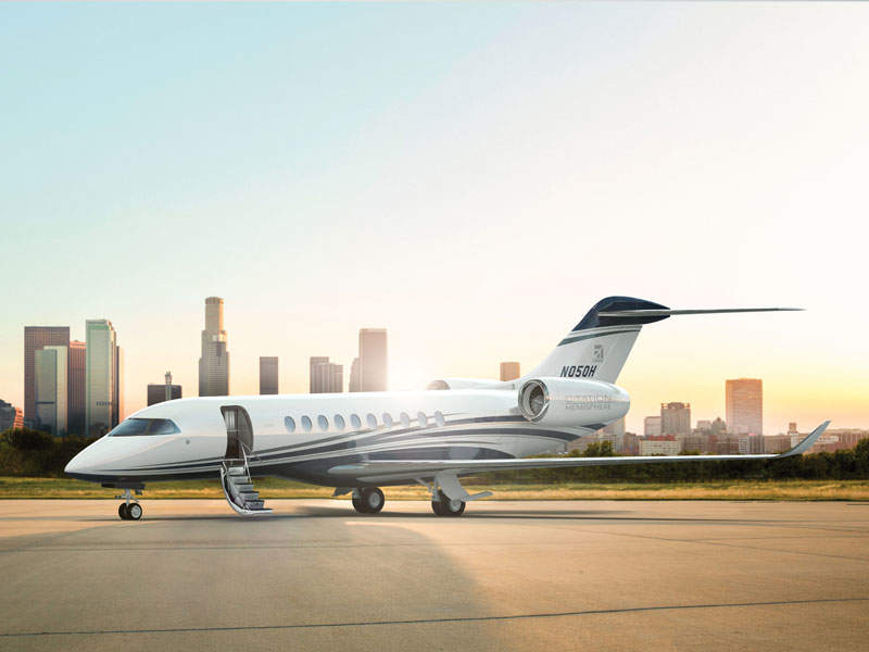 Citation Hemisphere is a new long-range business jet being developed by Cessna Aircraft. Image: courtesy of Textron Aviation.