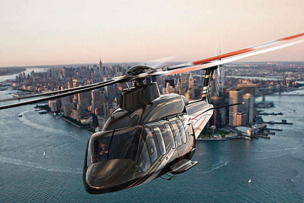 The Bell 525 Relentless will be capable of supporting several mission configurations. Image courtesy Bell Helicopter Textron Inc.