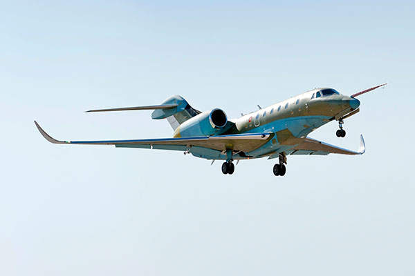 The Cessna Citation X+ business jet is an advanced variant of the Citation X (Model 750) aircraft.