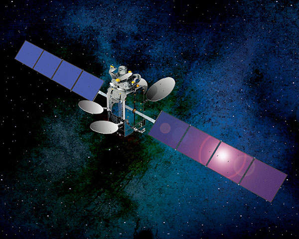 The SES-5 satellite was launched into geostationary transfer orbit in July 2012.