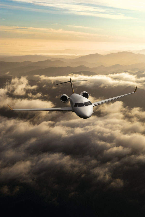 Global 8000 aircraft is expected to enter service in 2017. Image courtesy of Bombardier / BBA Press.