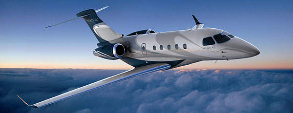 Legacy 450 entered service in 2016. Image courtesy of Embraer Executive Jets.