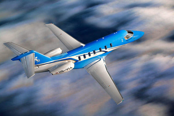 Pilatus PC-24 Aircraft