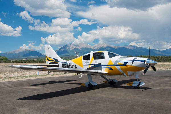 Cessna TTx is a high-performance civil personal transportation aircraft, introduced in 2013.