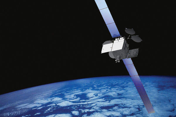 The SES-9 satellite provides additional and replacement capacity to the well established SES slot over Asia. Image courtesy of SES.