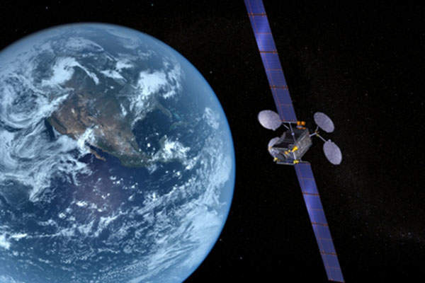EUTELSAT 115 West B was previously known as Satmex 7. Image courtesy of Boeing.