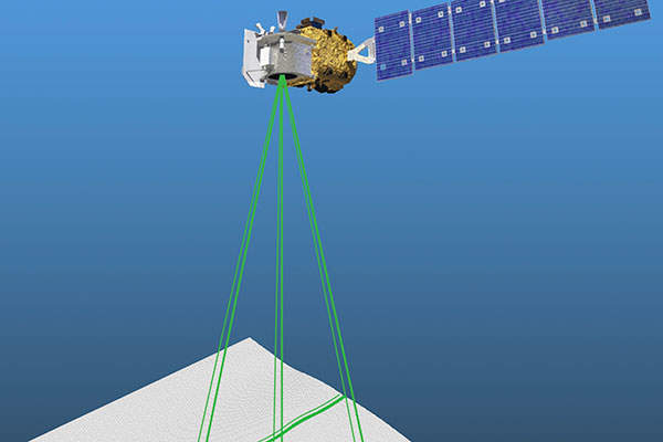 ICESat-2 is expected to be launched in September 2018.