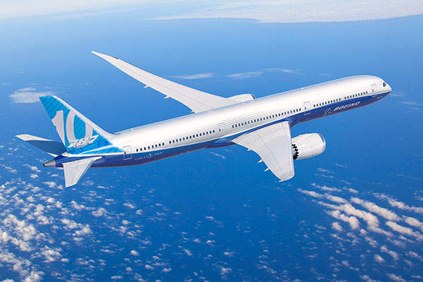 the boeing 787 10 dreamliner is the newest member in the 787 dreamliner aircraft family