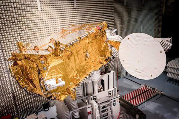 TurkmenAlem52E/MonacoSAT is Turkmenistan's first communication satellite.