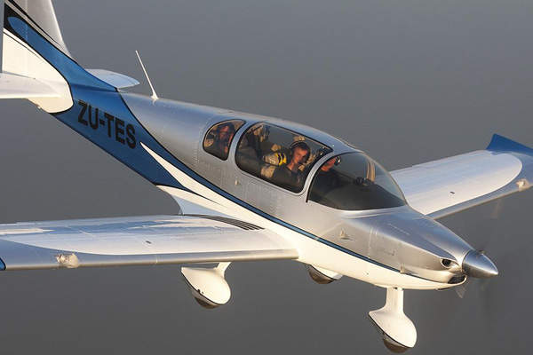 Sling 4 is a four-seat light sport aircraft from The Airplane Factory. Image courtesy of The Airplane Factory (TAF).