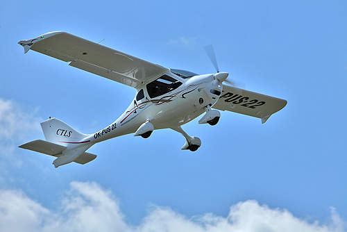 Its design is based on the CTLS aircraft, a light sport aircraft developed by Flight Design.
