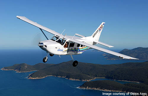 Mahindra Aerospace, an Indian-based company, acquired GippsAero in 2009.
